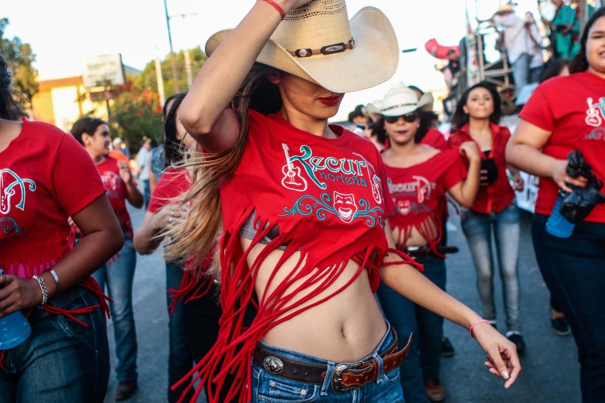 Crnica Sonora Beldades Vaqueras