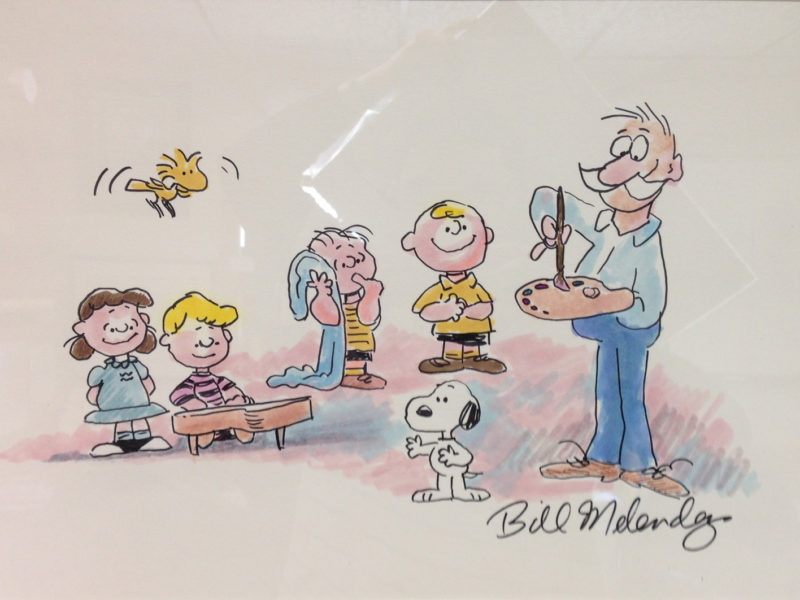 bill-melendez-and-the-peanuts-1